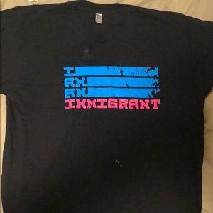 American Apparel Custom T Shirt